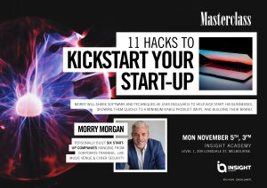 11 Hacks to kick-start your Start Up
