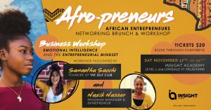 Afro-preneurs | Networking Brunch & Workshop