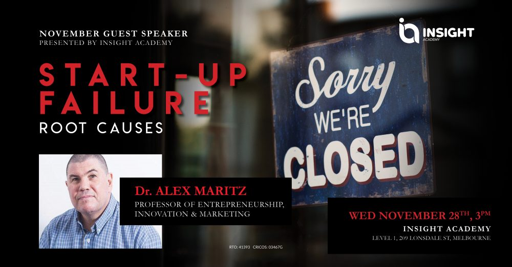 Start-Up Failure, Root Causes