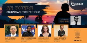 Colombian Entrepreneurs – Networking Event