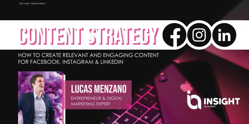Content Strategy | Digital Marketing Night Bootcamp