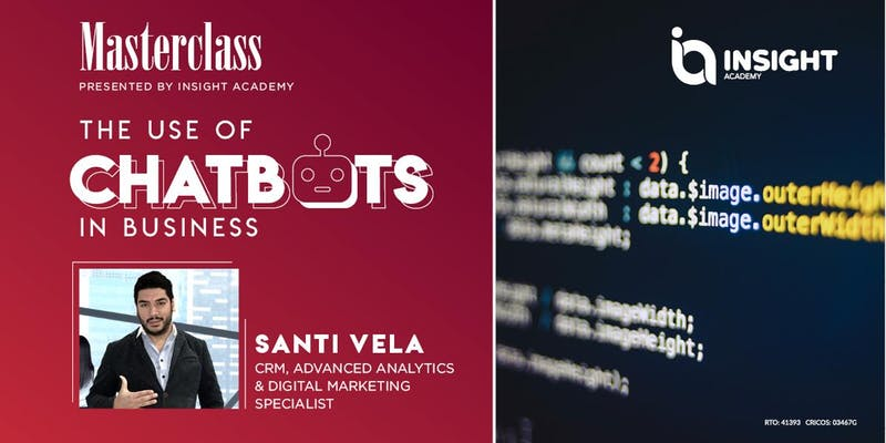 The use of CHATBOTS in Business | Masterclass