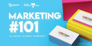 Marketing 101 | Workshop