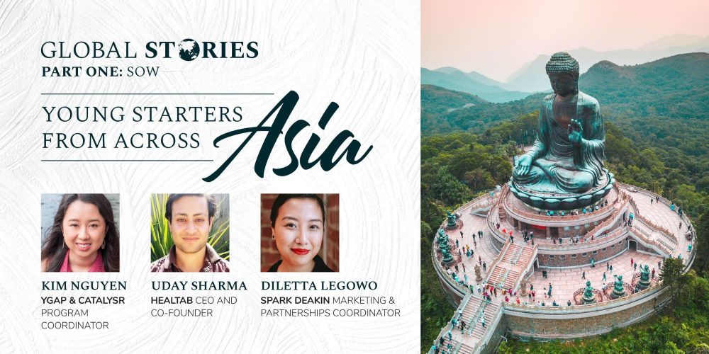 GLOBAL STORIES: Young Starters from Across Asia
