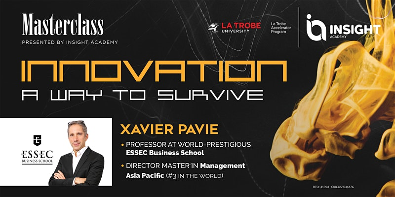 Innovation A Way To Survive | Masterclass