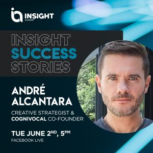 André Alcantara | Insight Success Stories