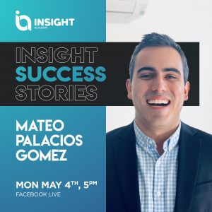 SUCCESS STORIES | Mateo Palacio