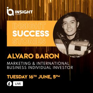 Alvaro Baron | Insight Success Stories