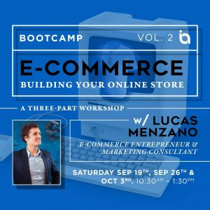 E-Commerce: Building Your Online Store – Bootcamp